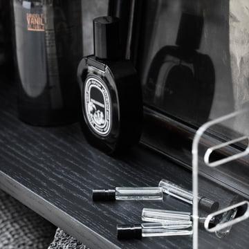 String - Shelving System Pocket, black