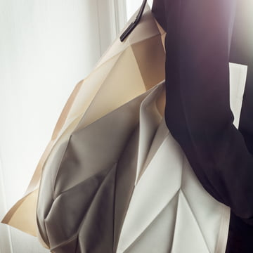 Iittala X Issey Miyake - Bag 54 x 52 cm, ivory