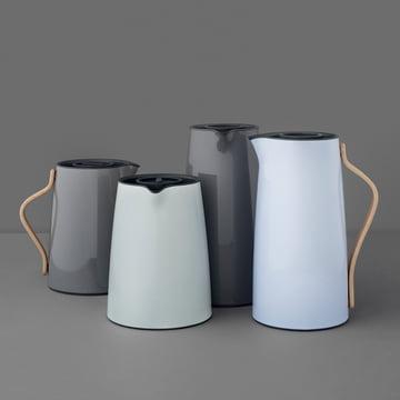 Stelton - Emma vacuum jug - tea - coffee