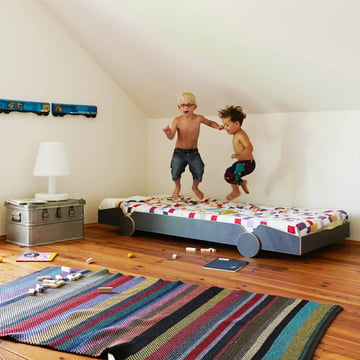 Speedoletto Children's Bed by Fanny Rognone