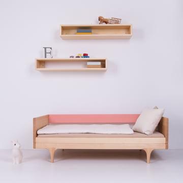 Junior Bed Caravan Divan by Kalon