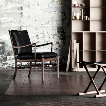OW149 Chair by Carl Hansen made of Walnut oiled