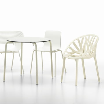 Vitra - White Collection product family