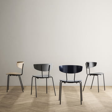 Chairs by Herman Studio for ferm Living