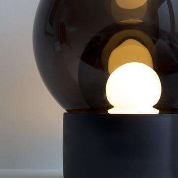 A lamp in a lamp in a lamp.