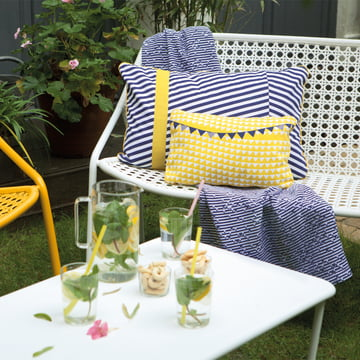 Fermob - Outdoor Cushions of the Cabanon Collection