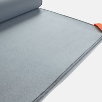 Terra Nation - Tehe Moe Beach Mat, grey