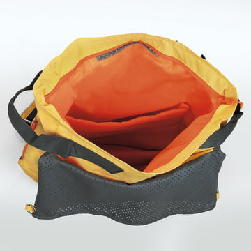 Terra Nation - Tane Kopu Beach Bag, yellow