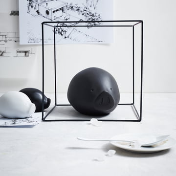 The Roro collection in black and white by Rosenthal