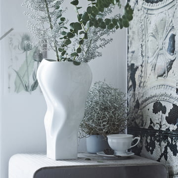 The Blown Vase by Rosenthal with a size of 27cm