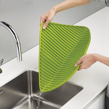 Foldable Draining Mat for the Dishes