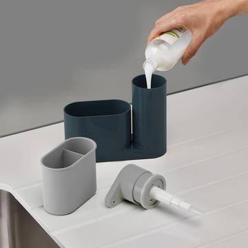 Slim design of the SinkBase