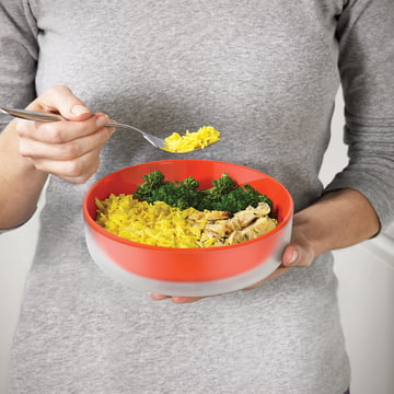 Joseph Joseph - M-Cuisine Cool-touch Microwave Bowl