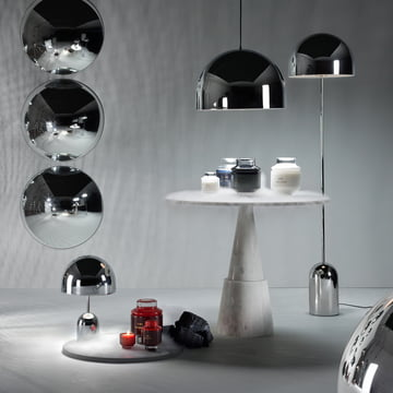 Bell Lamp Collection by Tom Dixon