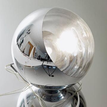 Mirror Ball Floor Lamp by Tom Dixon