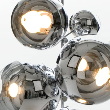 Mirror Ball with Tripod Stand