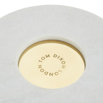 Stone Candle Holder Floor by Tom Dixon