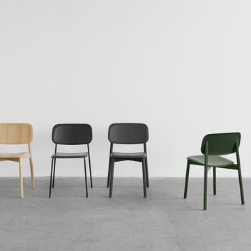 The Hay - Soft Edge Chair