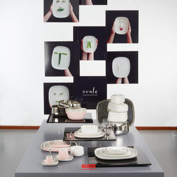 Ovale Collection by Alessi