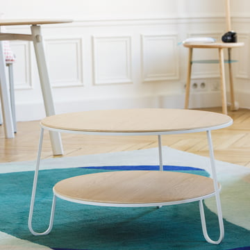 Hartô - Anatole Side Table - Eugénie Coffee Table