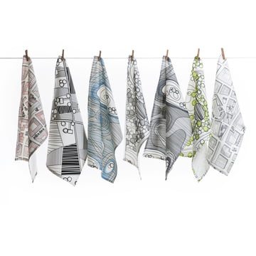 Tea Towels by born in Sweden