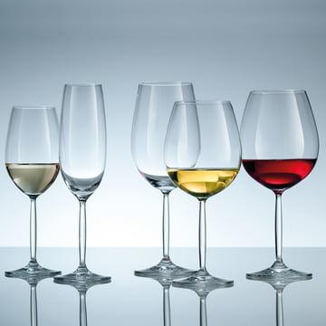 Diva Drinking Glass Series by Schott Zwiesel