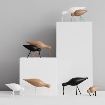 Shorebird Series by Normann Copenhagen