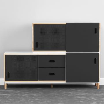 Kabino Sideboard and Shelf
