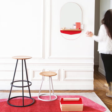 Petit and Grand Gustave Stool