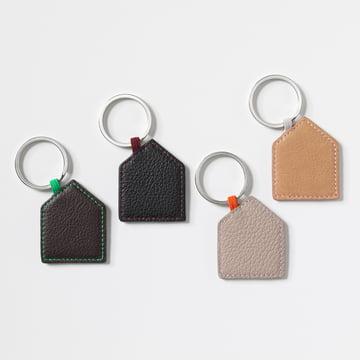 Key ring house keychain by Vitra