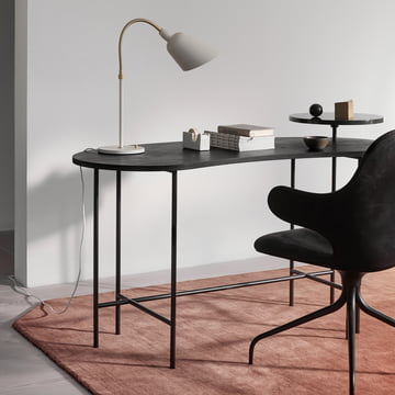 &tradition - Palette Table - JH9, black ash / Nero Marquina