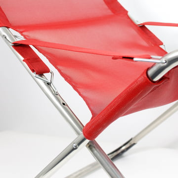 Fiam - Fiesta armchair, red