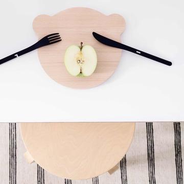 Breakfast companion: The snug.bear Plate