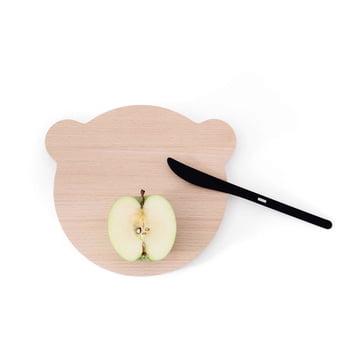 Wooden board for Breakfast