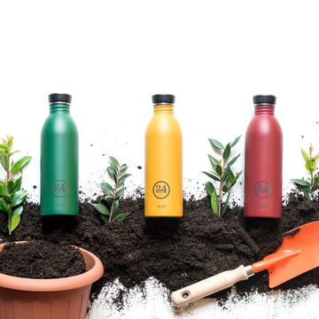 The Stone Finish Collection by 24Bottles