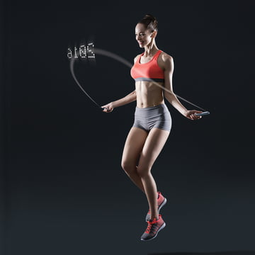 High Performance LEDs of the Jump Rope