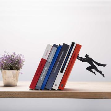 Book & Hero Bookend by Artori Design