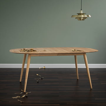 Dining Table in the Danish Design of the 50s