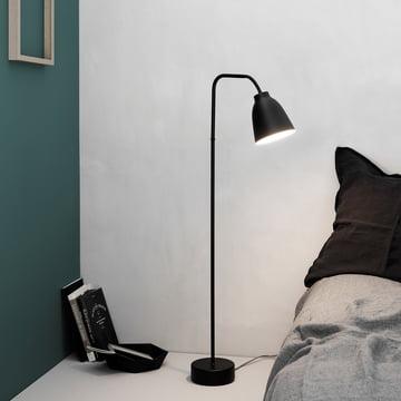 Low Caravaggio Floor Lamp Read