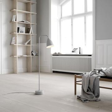 Minimalist Caravaggio Floor Lamp Read