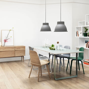 Bathroom Ideas For Your Dining Room With Muuto