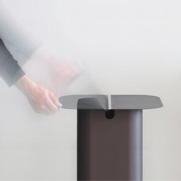 The vonbox - GAP Side Table in umbra