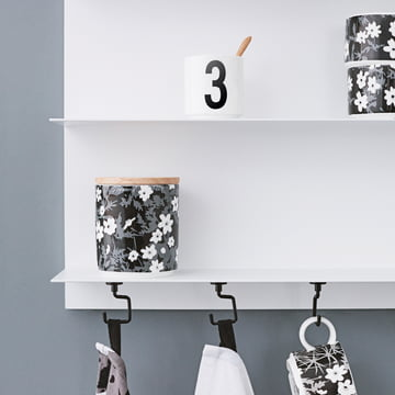 Design Letters - White Paper Shelf