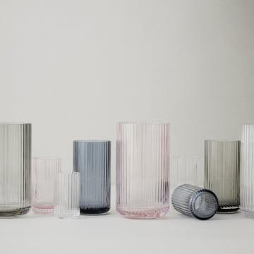 Lyngby Porcelæn - Glass Vase