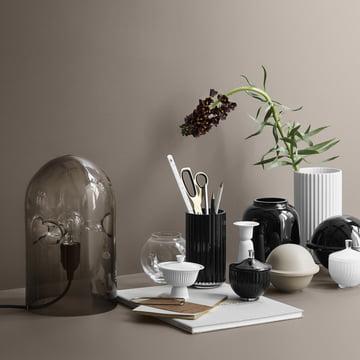 Form Vase for Flower Bouquets