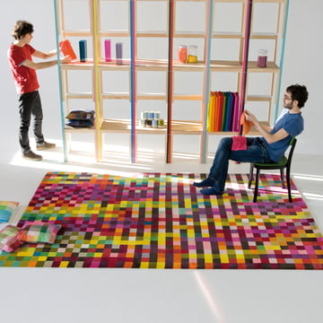 Digit 1 Rug by nanimarquina