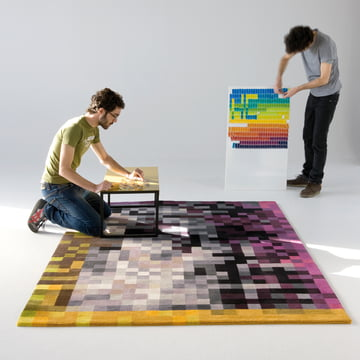 Digit 2 Rug by nanimarquina