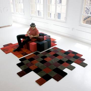 Do-Lo-Rez rug by nanimarquina