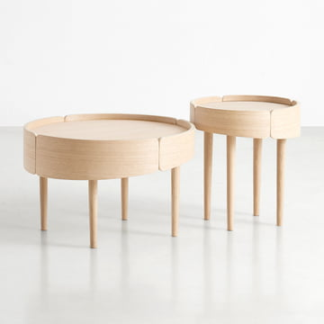 Skirt Side Table by Woud