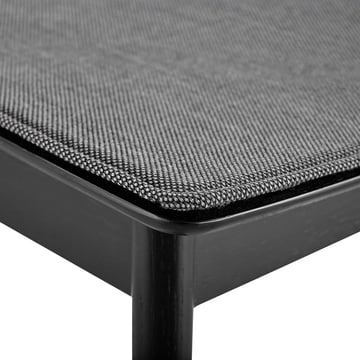 Pause Seat Cushion by Woud in Grey